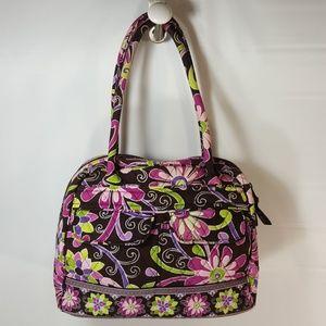 Vera Bradley Floral Print Shoulder Bag/Purse